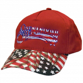 Shenandoah Red Flag Ballcap