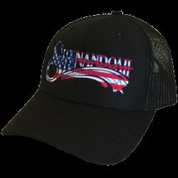 Shenandoah Black Flag Ballcap