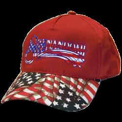 Shenandoah Red Flag Ballcap