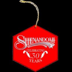 Shenandoah Christmas Ornament